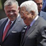عباس يطلع العاهل الأردني على آخر مستجدات أزمة نقل السفارة الأمريكية للقدس