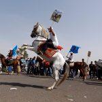 فيديو| صنعاء تترقب المواجهة بين أنصار صالح والحوثيين