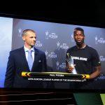 بوجبا يفوز بجائزة أفضل لاعب في الدوري الأوروبي
