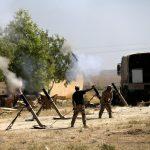 القوات العراقية تواجه مقاومة عنيفة من داعش في معركة تلعفر النهائية