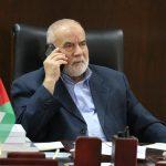 أحمد بحر: لا شرعية لحكومة الوفاق الفلسطينية