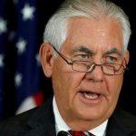 تيلرسون: نوايا السعودية «جيدة» في حملة مكافحة الفساد
