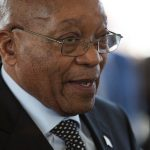 رئيس جنوب أفريقيا السابق جاكوب زوما يقول إن حياته في خطر