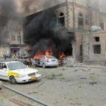 طائرات التحالف تستهدف نقطة تجمع للحوثيين في شمال اليمن