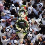 صور| الكويت تشيع الفنان عبد الحسين عبد الرضا إلى مثواه الأخير