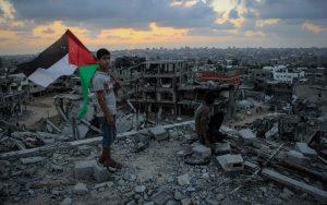 الخارجية والإعلام: غزة على مشارف كارثة إنسانية مرعبة   قناة الغد