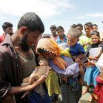 6700 من الروهينجا قتلوا في الشهر الأول من أعمال العنف في ميانمار