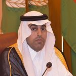رئيس البرلمان العربي يعزي الشعب الجزائري في ضحايا سقوط الطائرة العسكرية