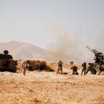 الجيش السوري يكسر حصار تنظيم «داعش» لمطار دير الزور العسكري