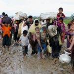 الأمم المتحدة: فرار 87 ألف من الروهينجا المسلمين إلى بنجلادش خلال 10 ايام