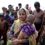 المئات من الروهينجا يتظاهرون في بنجلاديش ضد خطط إعادتهم إلى ميانمار