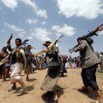 مقتل 26 متمردا حوثيا في غارات للتحالف على معسكر شمال غرب اليمن