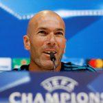 زيدان واثق من مشاركة رونالدو في نهائي دوري أبطال أوروبا أمام ليفربول