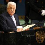 عباس يوجه خطابا شاملا للشعب الفلسطيني اليوم