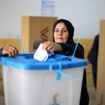 بدء التصويت في الاستفتاء على انفصال إقليم كردستان العراق