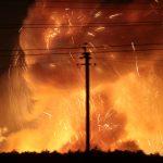 انفجار يشعل حريقا بخط لأنابيب النفط في البحرين