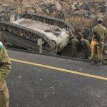 صور| مقتل ضابط وجندي إسرائيليين وإصابة آخرين في الجولان
