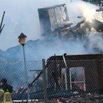 الشرطة السويدية تلقي القبض على مشتبه به بعد اندلاع حريق بمسجد غرب ستوكهولم