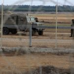 الاحتلال يعلن اعتقال فلسطيني على الحدود مع غزة
