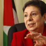 عشراوي: مؤشر خطير على استكمال الاحتلال مخطط سرقة الحرم الإبراهيمي