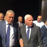 وفد فتح يغادر القاهرة بعد لقاءات مع مسؤولين مصريين بشأن المصالحة