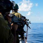 بحرية الاحتلال تعتقل 4 صيادين فلسطينيين جنوب قطاع غزة