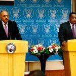 مصر ترحب بقرار رفع العقوبات الأمريكية عن السودان