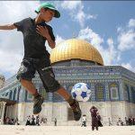 الاحتلال يمنع الأطفال الفلسطينيين من اللعب بساحات المسجد الأقصى
