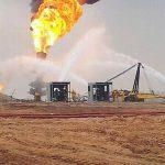 السيطرة على حريق في حقل برقان الكويتي وإصابة 4 عمال