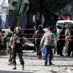 هجوم بسيارة ملغومة على قافلة لحلف شمال الأطلسي في أفغانستان