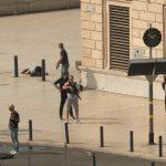 الشرطة أطلقت سراح المشتبه به في هجوم مرسيليا قبل الهجوم بيوم