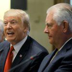 الخارجية الأمريكية تنفي وصف تيلرسون لترامب بالأحمق