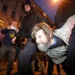 السفارة الأمريكية في موسكو: ندعم الاحتجاج السلمي