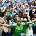 نيجيريا أول دولة أفريقية تتأهل لكأس العالم 2018