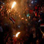 صور| مصر تحتفل بتأهل المنتخب لكأس العالم