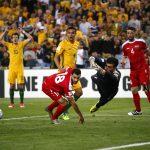 أستراليا تقضي على حلم سوريا في التأهل لكأس العالم