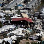 إصابة أكثر من 240 لاجئا بكورونا في مخيم يوناني