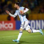 صور| ميسي الساحر يقود الأرجنتين للتأهل لكأس العالم في سيناريو مستحيل