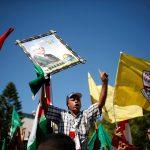 الفلسطينييون يدعون إلى إضراب عام واحتجاجات بعد قرار ترامب بشأن القدس