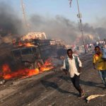 انتحاري يقتحم مقرا حكوميا بسيارة ملغومة في العاصمة الصومالية