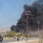 مقتل 6 شرطيين أفغان في هجوم انتحاري لطالبان