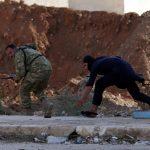 14 قتيلا في الرقة في انفجار ألغام من مخلفات تنظيم «داعش»