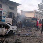 مقتل 11 شخصا إثر انفجار في سوق بالصومال