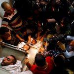 مراسل الغد: الاحتلال يسعى للمساومة بجثامين الشهداء الخمسة في غزة