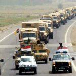 القوات العراقية تقتحم مركز مدينة القائم في غرب العراق