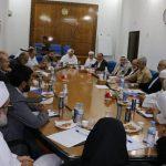 نواب حماس يطالبون برفع العقوبات عن غزة