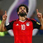 صلاح يقود هجوم مصر أمام جنوب أفريقيا في دور الـ16