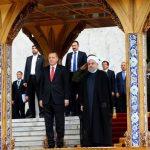 روحاني: أنقرة وطهران ضد تفكك العراق وسوريا