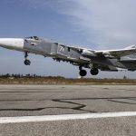 قاذفات روسية تضرب أهدافا لـ«داعش» في سوريا