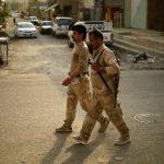 مئات ممن يشتبه بأنهم من داعش استسلموا للسلطات الكردية الأسبوع الماضي
